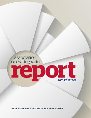 Association Operating Ratio Report, 16th Edition (PDF)